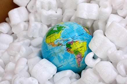 Paketservice weltweit versenden